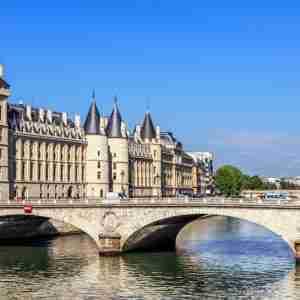 Conciergerie in Paris in France