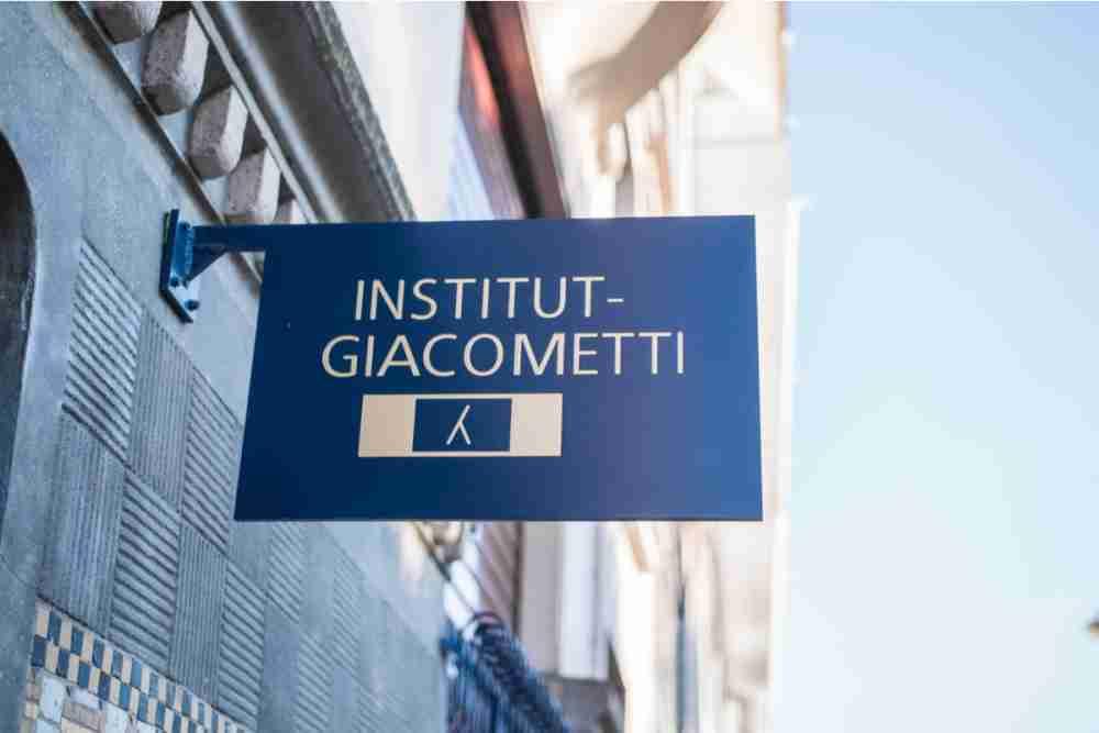 Giacometti Institute in Paris in France