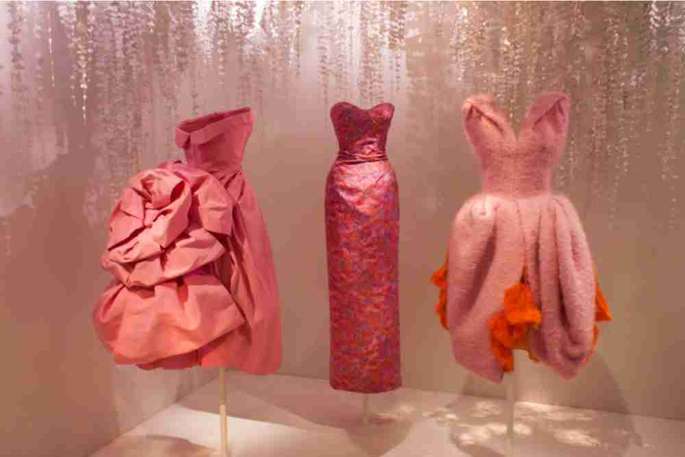 Museum of Decorative Arts in Paris in France
