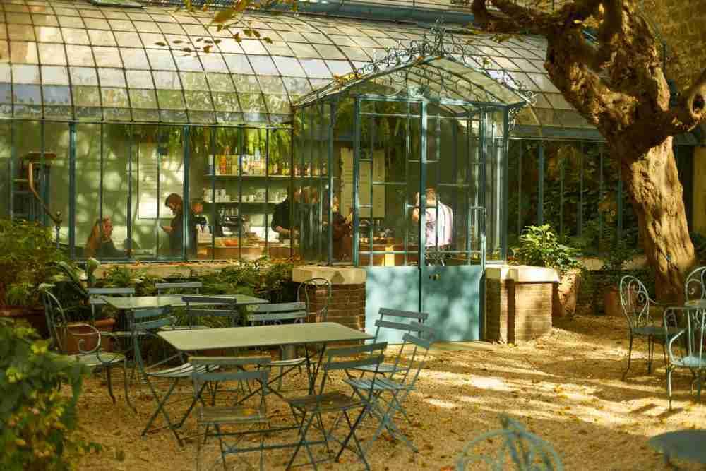 Museum of Romantic Life in Paris in France