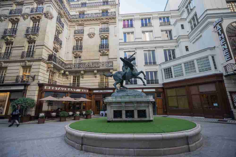 Parfum Museum in Paris in France