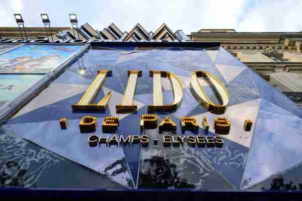 The Paris Lido in France