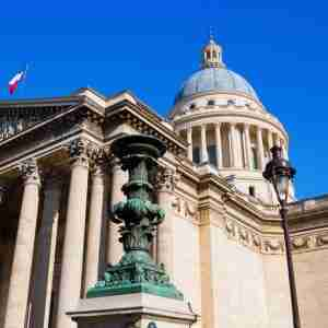 Pantheon in Paris in France