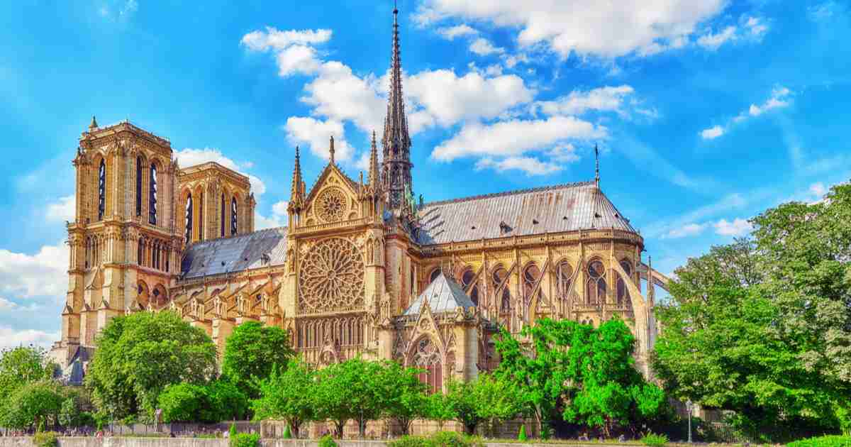 12 most visited Churches in Paris in France