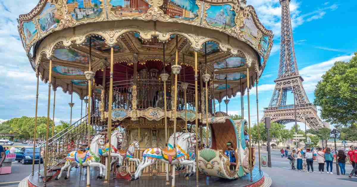 15 Best Attractions in Paris in France