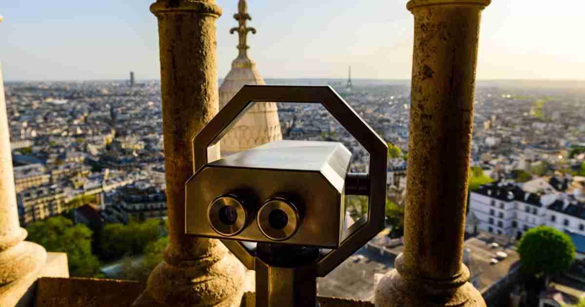 7 best Panoramic Views of Paris Skyline
