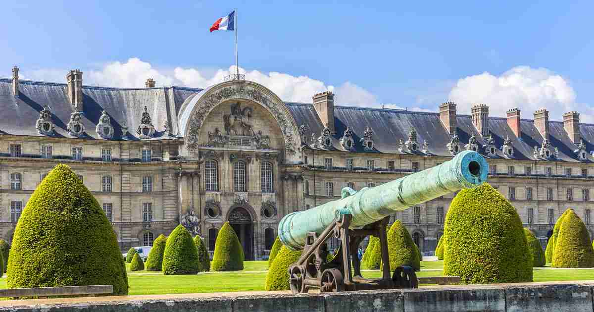A Guide to Army Museum in Paris in France