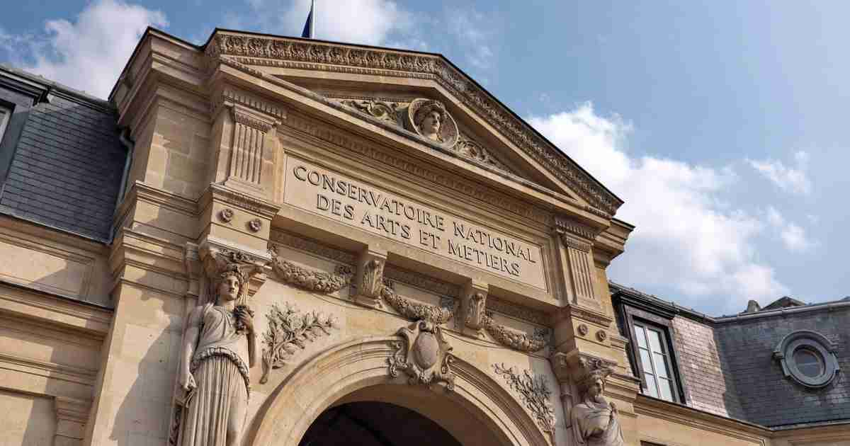 A Guide to Arts and Crafts Museum in Paris in France (Editorial)