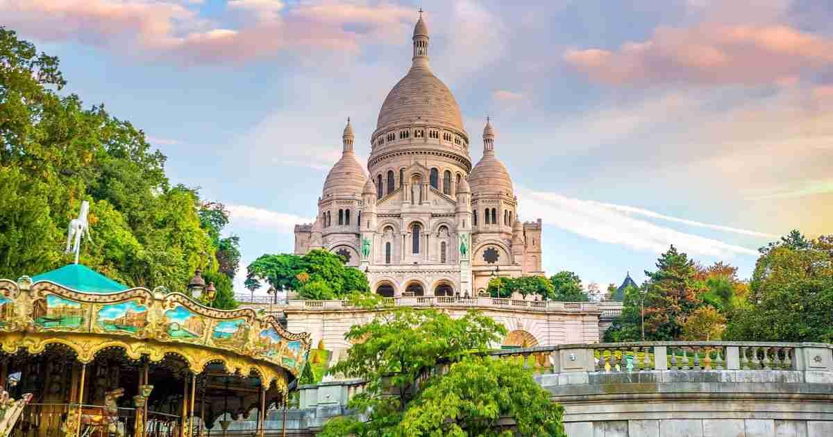 A Guide to Sacré-Cœur Basilica in Paris in France