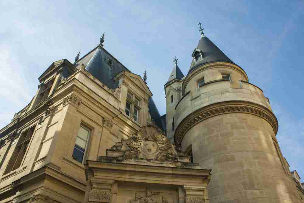 Arts & Métiers Museum in Paris in France