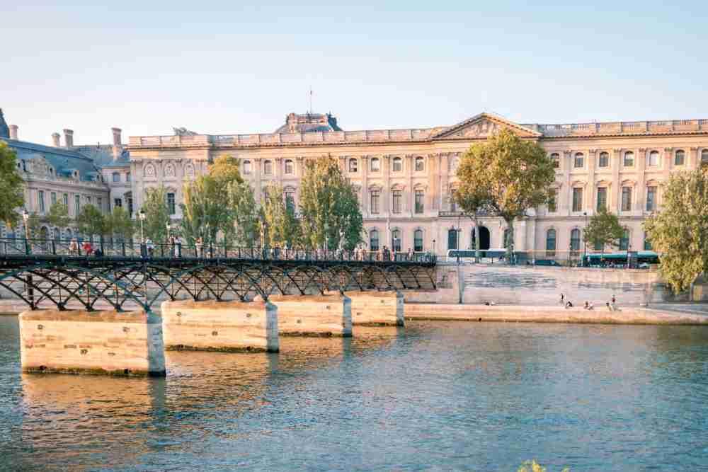 History of Paris Orangerie Museum in Paris in France