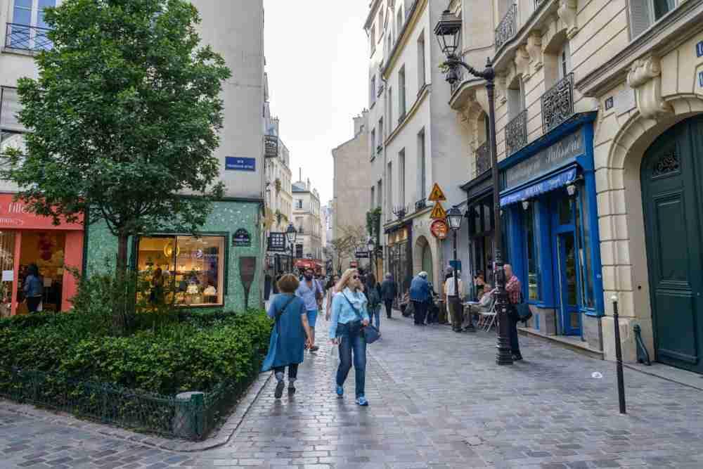 Jewish Heritage in Paris in France