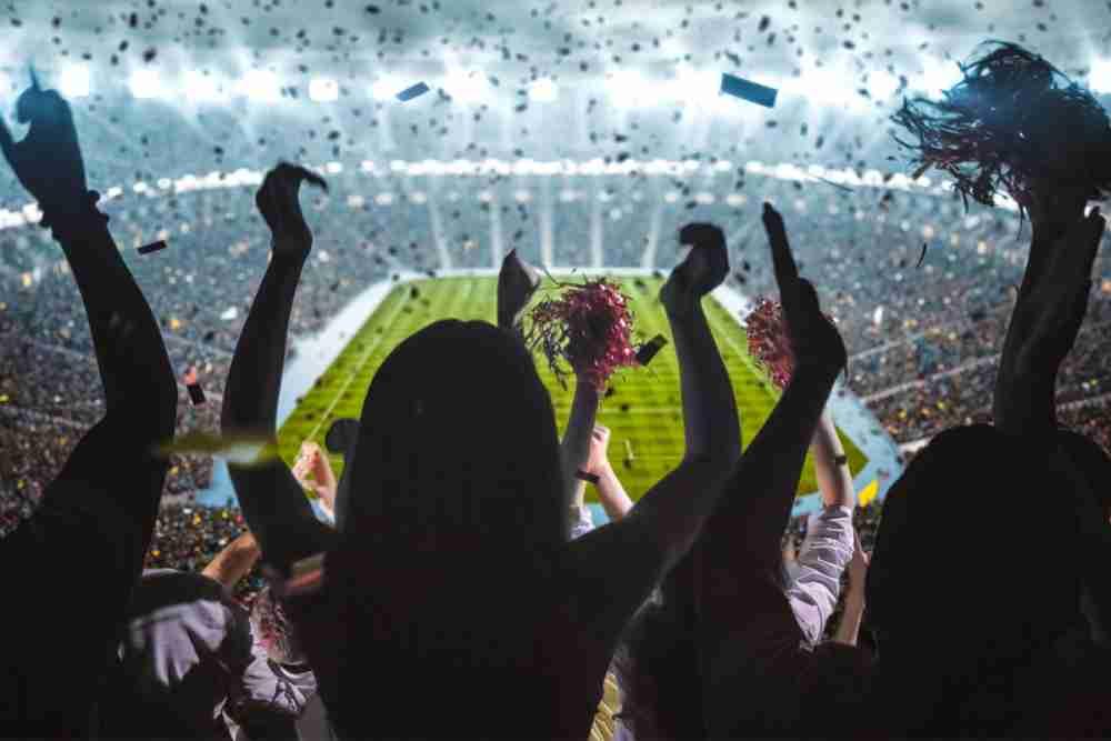 Stade de France in Paris (Editorial)
