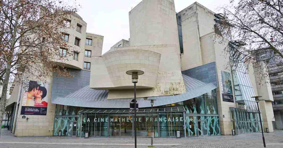 Visit the Cinémathèque Française in Paris in France