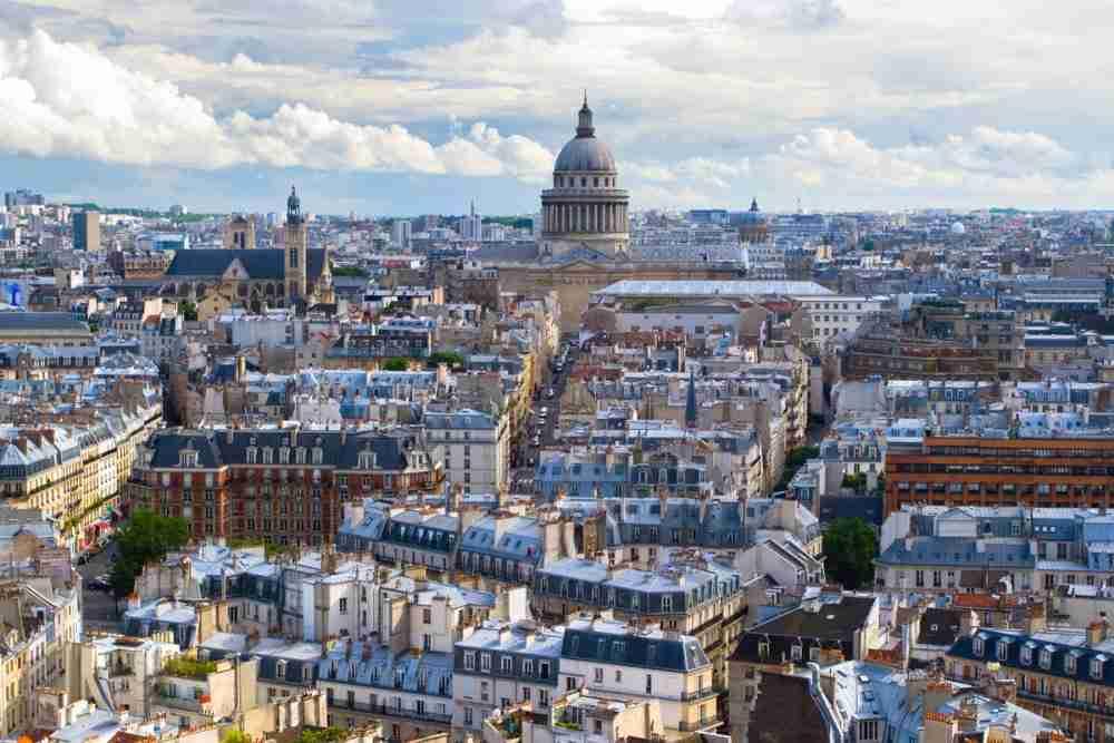 Where is Latin Quarter in Paris